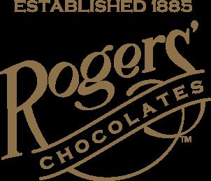 rogers chocolates logo